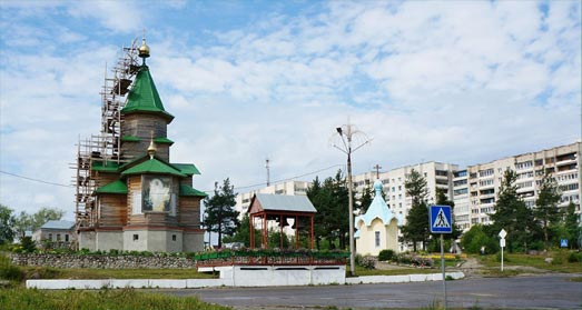 фото город сегежа